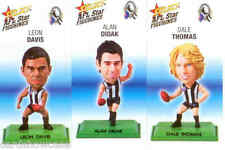 2008 Select AFL Color Figurine picture card Team Set Collingwood (3)