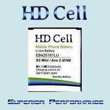 Celda batería Samsung 2200mAh Hd Galaxy Ace 2 i8160 S3 Mini i8190/EB425161LU