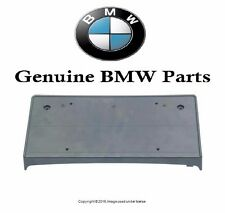 BMW 528i 528xi 535i 535xi 550i 2008 2009 2010 Genuine Bmw License Plate Base