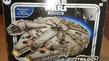 2004 Star Wars Original Trilogy Collection Electronic MILLENNIUM FALCON Hasbro