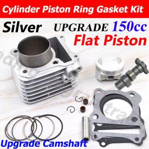 150cc Cylinder Piston & UPGRADE CAMSHAFT For KEEWAY RKV125 RKS125 RKV RKS 125