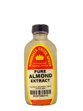 Marshalls Creek Spices PURE ALMOND EXTRACT  4 oz Ⓚ Kosher