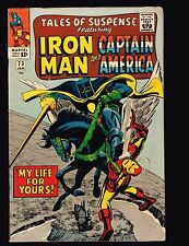 """Tales of Suspense #73 ~ """"My Life for Yours!"""" ~ (7.5) 1966 WH"""