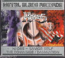 Hades: Savior Self, the Downside, Damnation 3 CD-BOX RARE