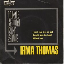 Irma Thomas - Time Is On My Side EP - Liberty LEP 4035 - Northern Soul Crossover