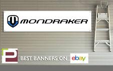 Mondraker biciclette BANNER PVC firmare per Officina, Garage, BICI MONDRAKER