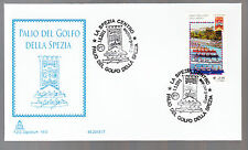 Italia 2015 BUSTA FDC CAPITOLIUM PALIO DEL GOLFO DELLA SPEZIA FIRST DAY COVER