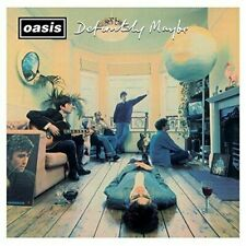 New: Oasis - Definitely Maybe [Explicit Lyrics/Alt Rock/British Pop] Cd