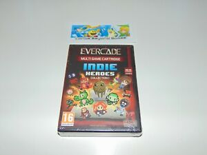 Indie Heroes Collection 1   Blaze Evercade Multi Game Cartridge   New & Sealed
