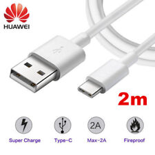 2M Type C USB-C Sync Charger Charging Power Cable For Huawei P9 P10 Lite Honor 9