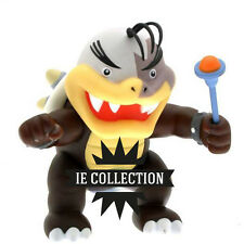 SUPER MARIO BROS MORTON JR. KOOPA FIGURE bowser personaggi Koopalings bowserotto