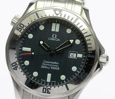 Good! OMEGA Seamaster Professional 300m Large-size 2542.80 Quartz Men's_322029