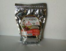 Colageno Hidrolizado 500g, Omega 3-6-9 ( Q10 )(Sabor Frutos Rojos ) ( 1 Bag )