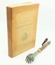1919 Robinson Crusoé. Traduction de Pétrus Borel, éd. numérotée, tome 2/2 SEUL