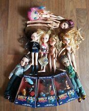 Bratz Boyz Boy Brat Brats Doll & Girl Bratz doll w/clothes shoes & more
