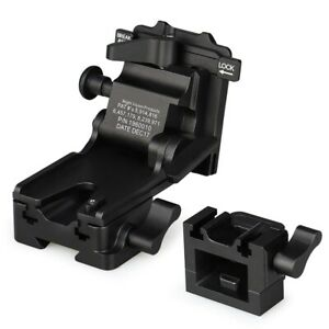Metal Night Vision Goggles Mount NVG Arms Mount for PVS Model -7 -14 -15 -18 -21