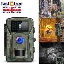Garden Wildlife Camera Full HD Digital Surveillance Night Vision Waterproof CCTV