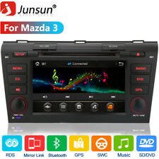 "For Mazda 3 2004-2009 Car Dvd Radio Stereo Gps Navigation Bt Player 7"" 2Din Rds"