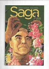 SAGA #11 BRIAN VAUGHAN FIONA STAPLES  Image Y LASTMAN