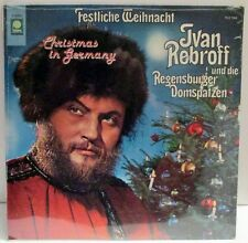 Ivan Rebroff und die Regensburger Domspatzen - Christmas in Germany SEALED LP