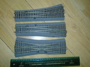 Collection of Roco Nickel Silver Points / Crossover for HO Gauge Train Sets