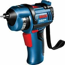 "BOSCH GSR BitDrive Professional ""Built in 12 BITs"" Cordless USB Re-chargable"