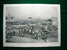 Nel 1921 Tripoli piazza dello Sparto Esposizione arte Torino Arosio
