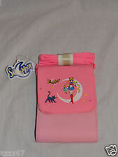 NEW WITH TAGS 1999 SAILOR MOON PINK WALLET