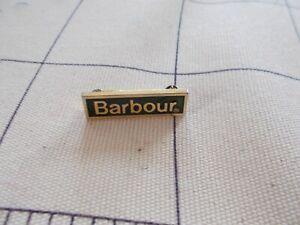 Barbour Anstecknadel