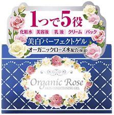 MEISHOKU Organic Rose SKIN CONDITIONING GEL All-in-one 90g JAPAN