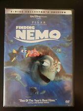 Disney Pixar Finding Nemo Dvd 2-Disc Set With Case & Cover Art Buy 2 Get 1 Free