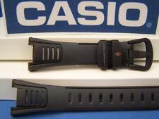 Walking and Calorie Black Watchband -Strap Casio Watch Band Stp-100 J-1B Casio