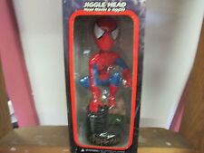 Marvel Spider-Man Jiggle Head Bobble Head Spiderman 2002