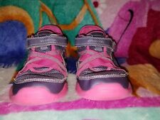 Stride Rite Made 2 Play Serena Purple/Pink sneakers - gym shoes 2W