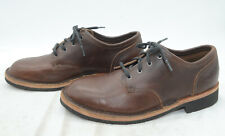 Danner Mt. Tabor 643 Bracken Mens Sz 6.5 EE Leather Laced Work Oxfords Shoes