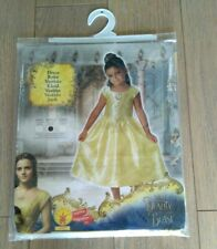 Belle Live Action Princess Costume from the Beauty and Beast Film