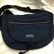 Eddie Bauer Travel GearNavy Blue Bag 11 x 8 x 3Inch Nylon Web Shoulder Strap