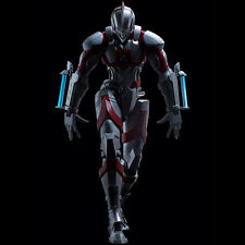 SENTINEL 12'HERO'S MEISTER ULTRAMAN 30CM ACTION FIGURE PVC DIECAST NUOVO NEW