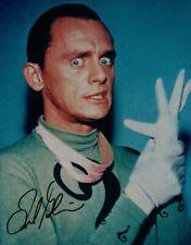 Frank Gorshin Signed Autographed 8X10 Photo Batman The Riddler Gloves w/ JSA