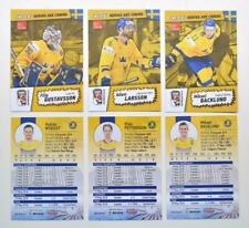 2018 BY cards IIHF World Championship Team Sweden Pick a Player Card