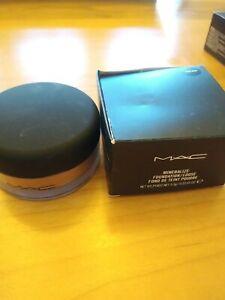 Mac Mineralize Loose Powder Foundation - Dark Deep- 9.5 g /.33 fl oz New sealed