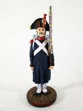 """Tin Soldiers 54mm """"Grenadier marching in uniform. France 1807"""" Hand painted N-12"""
