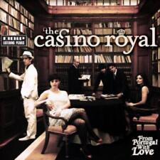 CASINO ROYAL-Casino Royal-From Portugal With Love  CD NEU
