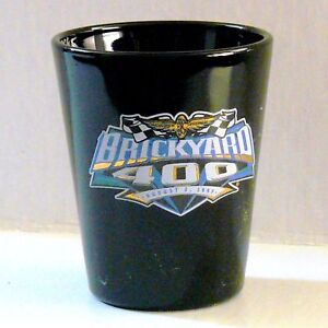 1997 Brickyard 400 - Hunter Collector Shot Glass - Nascar