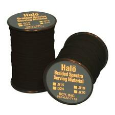 Bcy Halo Serving Black .014 120 Yards