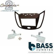 CT23FD31 Ford C-Max 2011 On Car Stereo Double Din Fascia Facia Panel Plate Kit