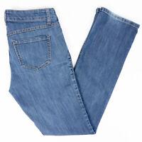 Cabi Straight Leg Stretch Womens Jeans Medium Wash Size 4 31/33