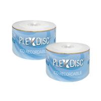 300 Optical Quantum 52x 80min 700 MB CD-R White Inkjet Printable OQCD52WIPH-50SP