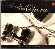 (DX303) A Night At The Opera, The Definitive Collection - 2004 double CD