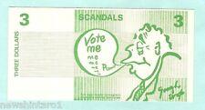 #D93.  AUSTRALIAN ANTI-LABOR / GOUGH WHITLAM ELECTION MONEY, SCANDALS